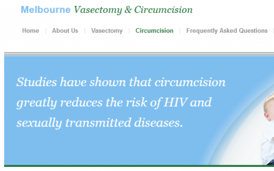 Melbourne Vasectomy and Circumcision